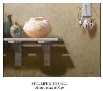 08 - still life with shell